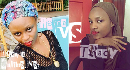 Eddy Kenzo 's baby mama's. Rema Namakula is Aamaal's mom while�Tracy Nabatanzi is Mya Musuuza's mom