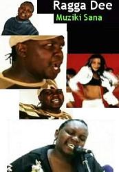 Ragga Dee with Music Sana