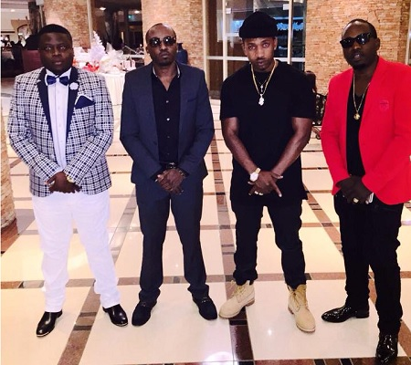 Rich Gang - Ivan, King, Meddie and Cheune