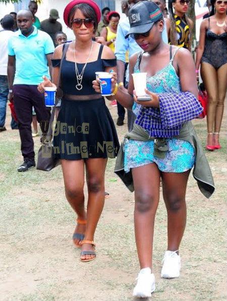 Babes at the Jahazi Pier event