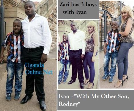Rodney, Ivan and Zari