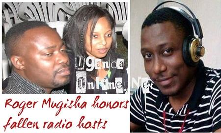 Roger honors fallen radio hosts on World Radio Day