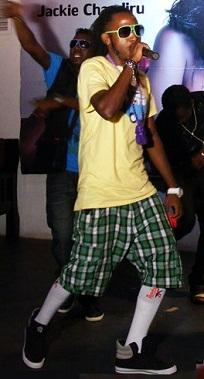 Rabadaba at the Rouge Swagger Nite