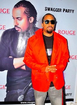 Navio at Club  Rouge last Saturday