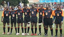 Uganda Rugby Team
