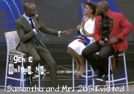 IK chats with Samantha and Mr. 265 shortly after eviction