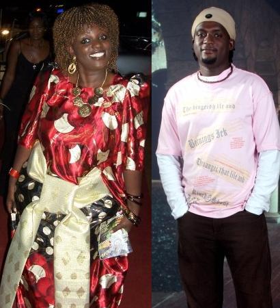 Mariam Ndagire and John Ssegawa