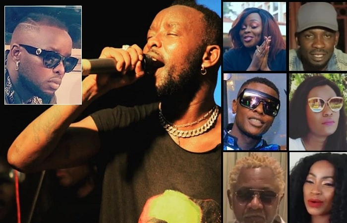 Bebe Cool buys a table for teh Eddy Kenzo concert