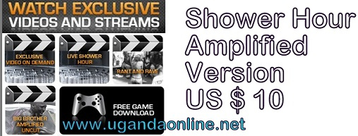 Big Brother Amplified Shower Hour and Uncut Shows are now premium services