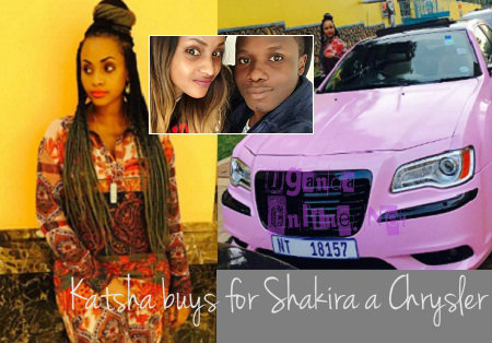Katsha buys for Shakira a Chrysler