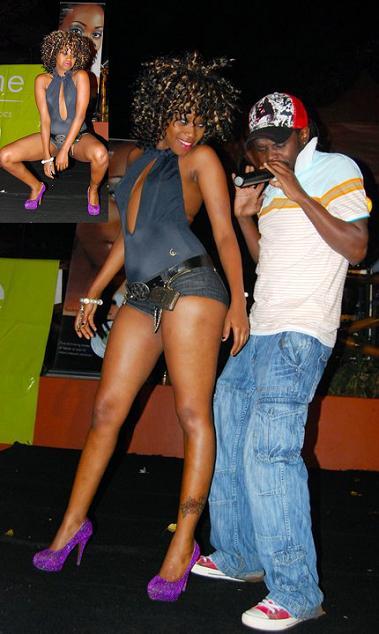 Sheeba Karungi and Alpha