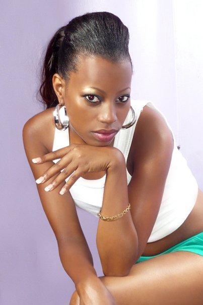 Ex Obsessions member Sheeba Karungi