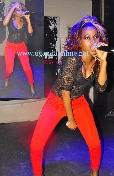 Sheebah Karungi @ Club Rouge