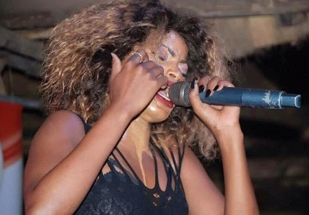 Sheebah Karungi's worst make up moment