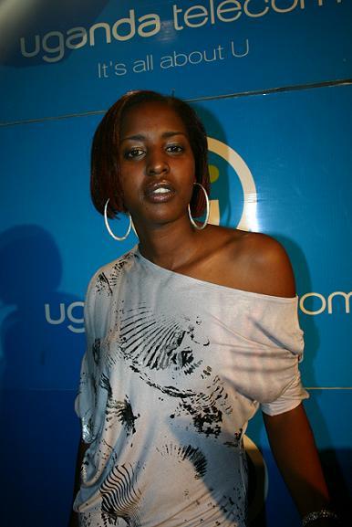 Sheila in Kampala
