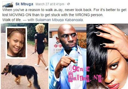 SK Mbuga hooks another babe