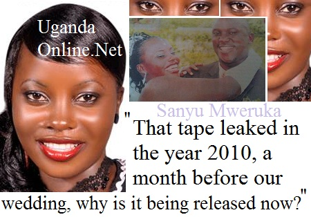 Sanyu and Pascal speak out on leaked tape