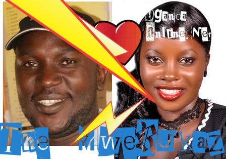 Pascal and Sanyu Robinah Mweruka