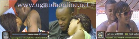 Stargame Couples: Mildred and Keitta, Prezzo and Goldie and Luke and Jessica