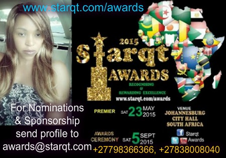 Star QT 2015 Awards