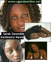 Sarah Zawedde with Kambeere Nawe