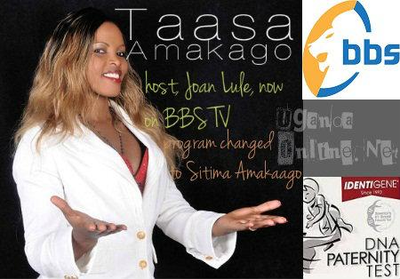 Taasa Amakago host now on BBS