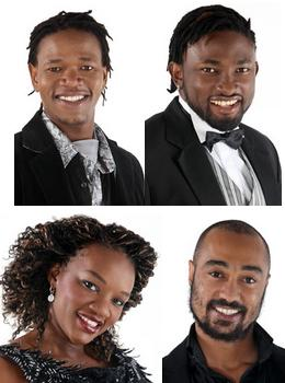 Kaone, Uti, Meryl and Mwisho are up fro eviction