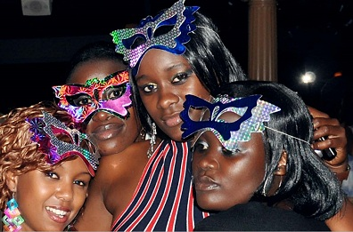 Krazy Kampala - City theme nights