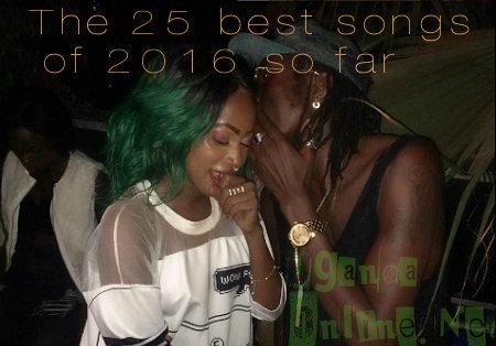 The 25 best Ugandan songs in 2016 so far