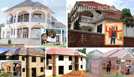 Bobi Wine's crib beats them all