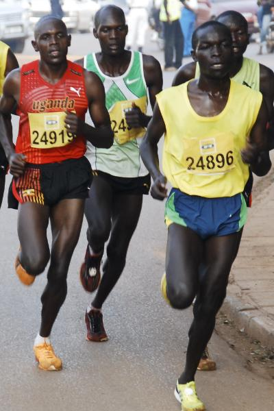 Top Dogs in the 10Kms Race