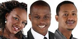 Meryl, Munya and Yacob up fro eviction