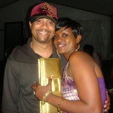 Shaggy and Tracy Bora