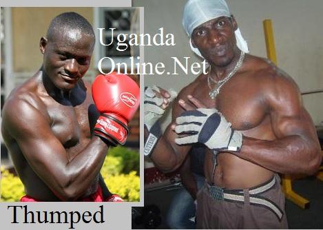Moses Golola won UPDF's Titus Tugume