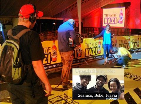 Tusker Twende Kazi reality show starting point