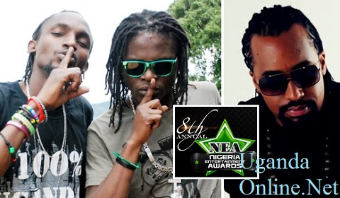 Uganda artists; Moze Radio, Weasel and Navio