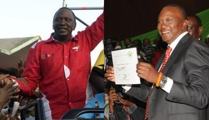 President Elect Uhuru Kenyatta