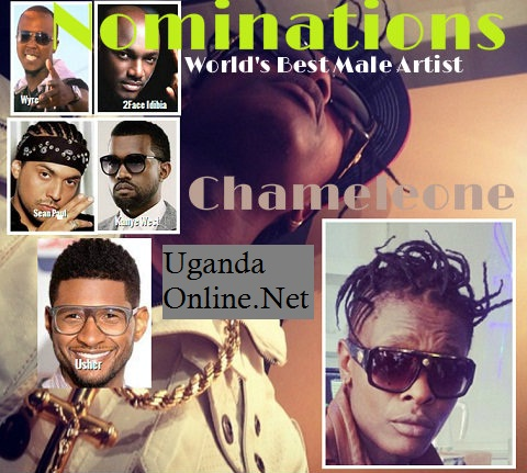 Chameleone nominated in the World Music Awards 2014