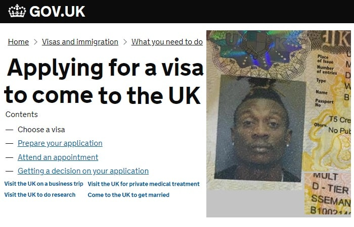 What to do to get your UK Visa and why it can also be refused