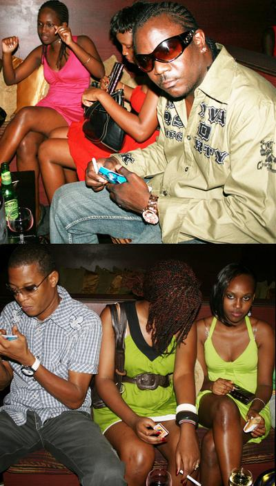 Devonte and Tanto Metro wowed by Kampala babes