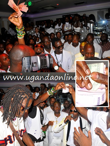 The Goodlyfe Crew got about Shs10m at the White Party
