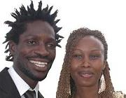 The Gheto President and wife Barbie Itungo