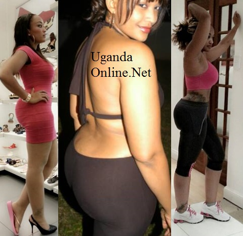 Zari is happy with the gym results