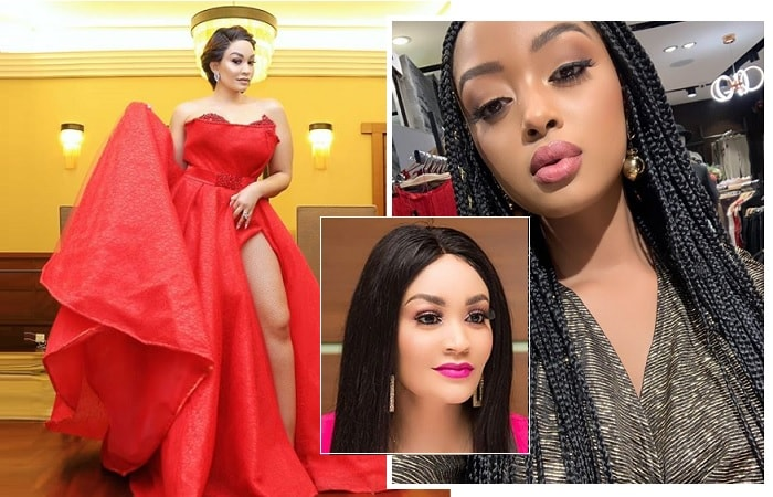 Zari and Anita clashed at the beauty pageant