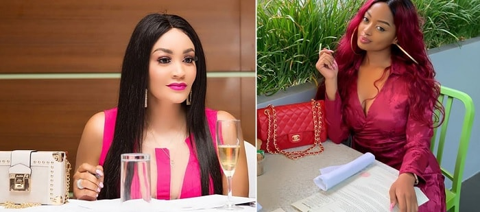 Zari and Anita Fabiola have unresolved issues