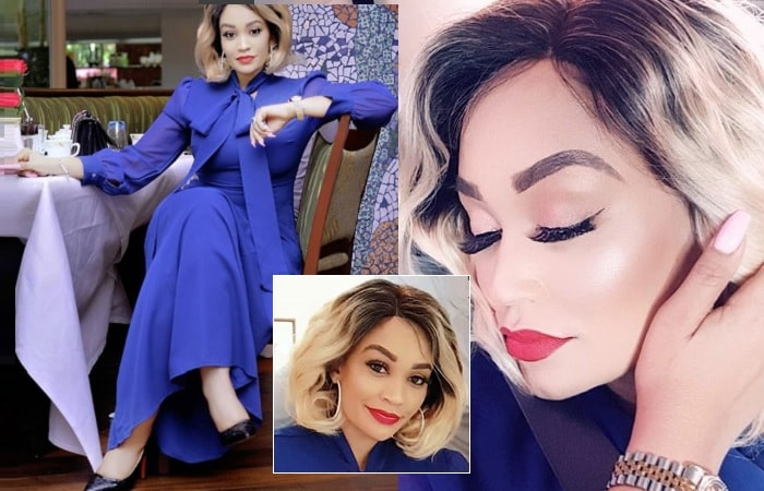 Zari to pay for a lucky fan for an all-expense paid trip to a tourist destination of theor choice in Uganda