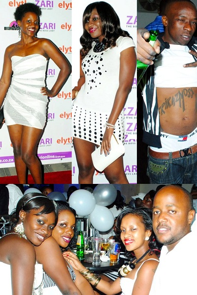 Folks at the All White Party, Guvnor