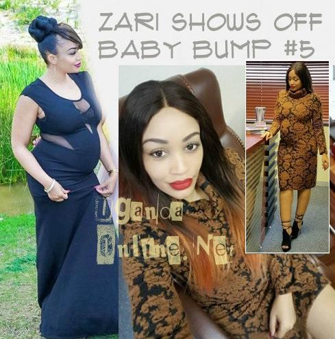 Zari's baby number 5 on the way...