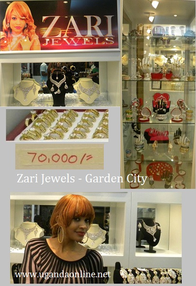Zari Jewels at Garden City Ground floor