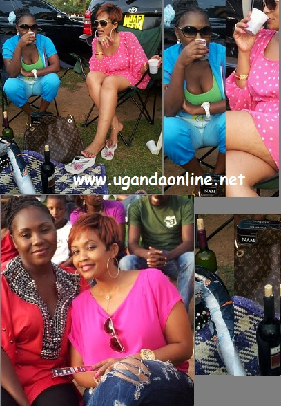 Sylvia Owori and Zari are now best of friends